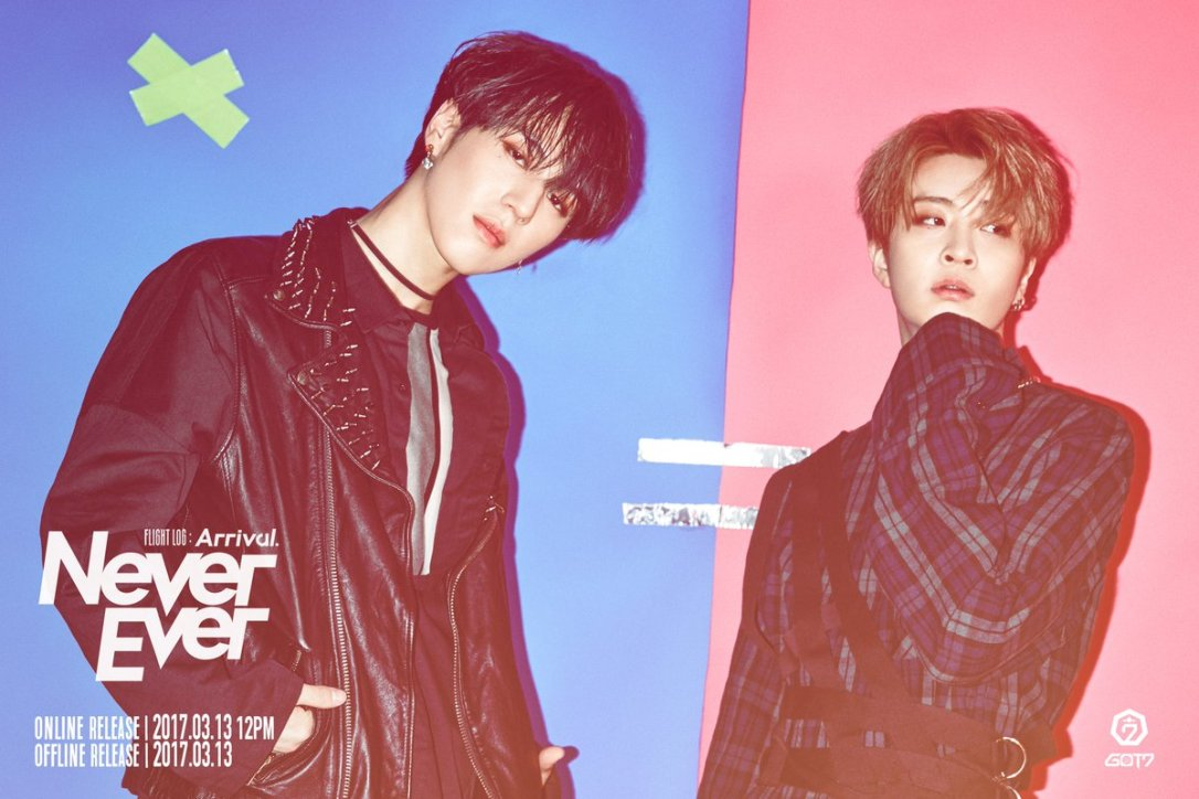 GOT-Youngjae-Yugyeom