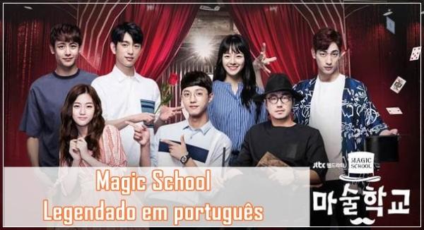 Review-Korean-Drama-Magic-School