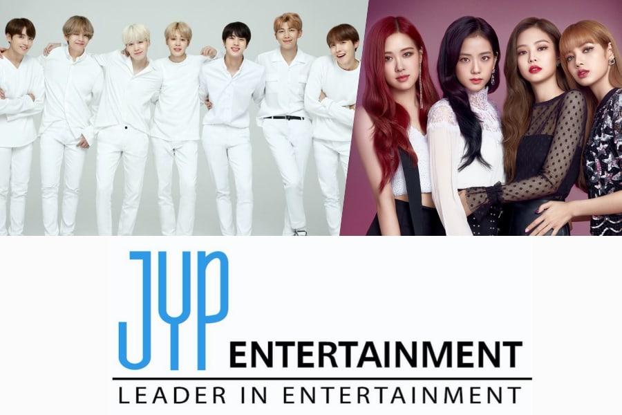 BTS-BLACKPINK-JYP