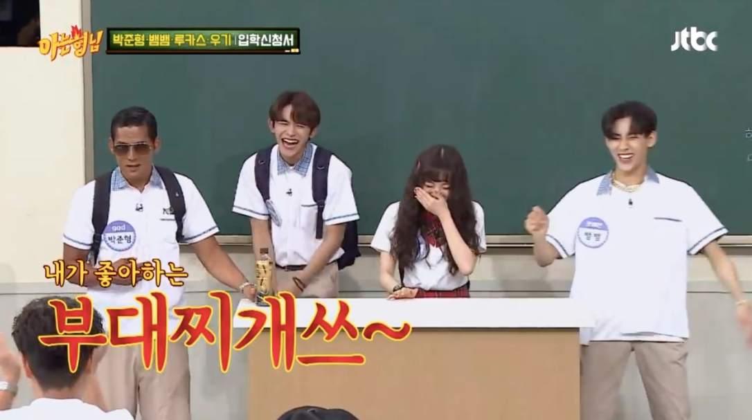 Park-Joon-Hyung-Lucas-Yuqi-BamBam1